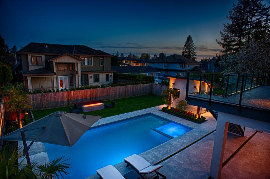 Real Estate HDR Twilight