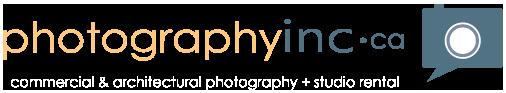 photography inc logo