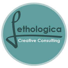 Lethologica logo old version