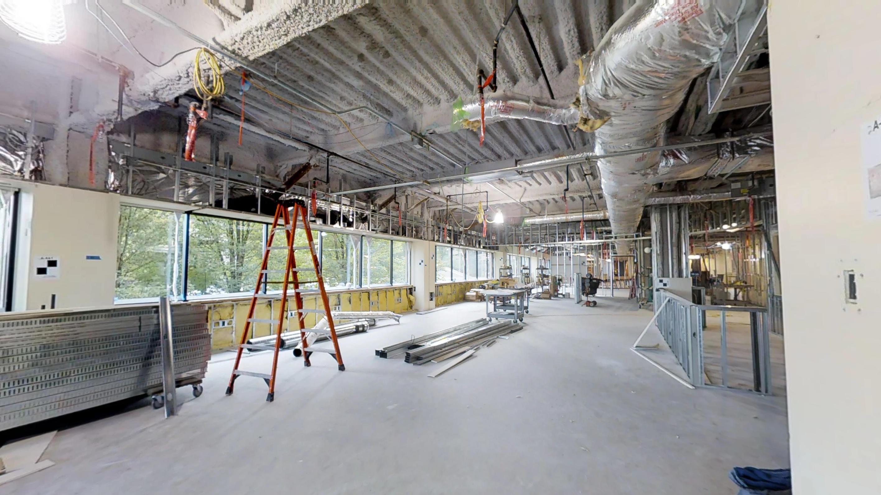 Construction Matterport