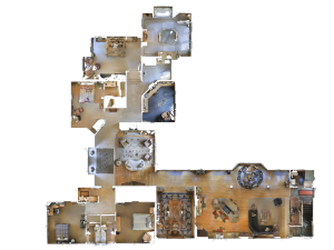 Matterport Dollhouse